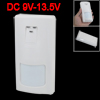 White Plastic Housing PIR Sensor Infrared Motion Detector