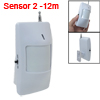 Wireless LED Indicator Infrared Sensor Motion PIR Alarm Detector ...