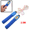 2.5M Blue Foam Coated Plastic Handle Resettable Counter Skipping ...