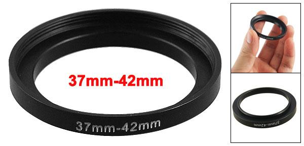 Camera Repairing 37mm-42mm Metal Step Up Filter Ring Adapter