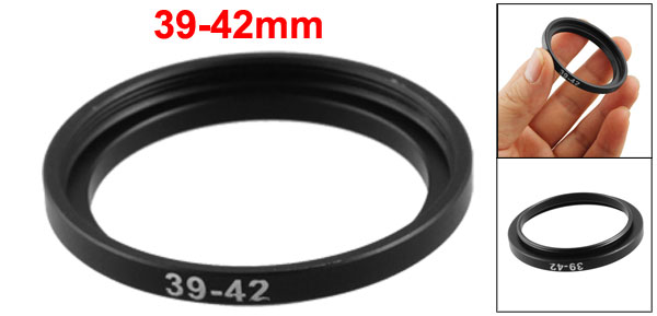 Repairing 39mm to 42mm Metal Step Up Camera Filter Ring Adapter