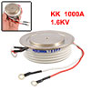 1.6KV 1000A KK Metal Case Fast Thyristor Silicon Controlled Recti...