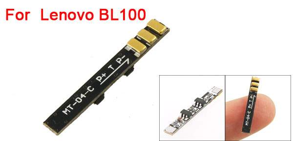 Battery Protection Board Circuit Module for Li-ion Lenovo BL100 I60