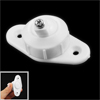 White Wall PIR Infrared Motion Alarm Detector Universal Holder Br...