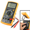 Double Color Plastic Volt Amp Ohm Meter SD890D Digital Multimeter...