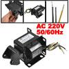 AC 220V Stroke 20mm Force 4.0kg Solenoid Electromagnet TAS-25