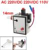 AC 220V/DC 220V/DC 110V 100mA/196mA/98mA Indoor Electromagnetic L...