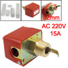 "AC 220V 15A SPDT G1"" Cooling System Water Paddle Flow Control Swi..."
