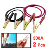 500A Battery Test Alligator Clip Booster Cable 2M ...