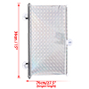 Reflective Vinyl 70cm x 38cm Shade w 3 Suction Cups for Car Windo...