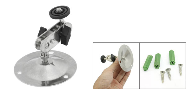 Security CCTV Camera Rotating Wall Mount Stand Bracket