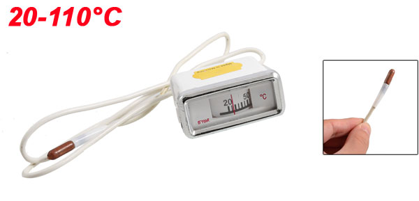 20-110 Celsius Water Thermometer for Stainless Steel Boiler