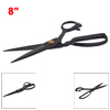 "8"" Long Metal Handle Tailor Stainless Steel Sewing Shears Scissor..."