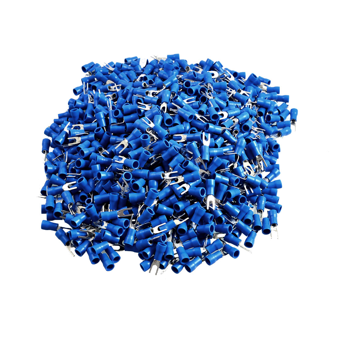 1000-x-Blue-PVC-Insulating-Sleeve-Furcate-Terminals-Cable-Lug-SV2-3-2