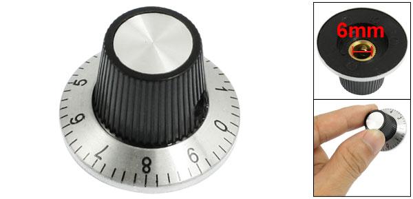 19mm x 29mm Potentiometer Control Volume Rotary Digital Knob Cap