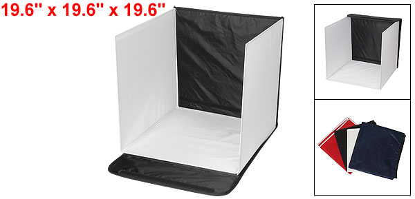 Photography Studio Lamp Light Tent 19.6