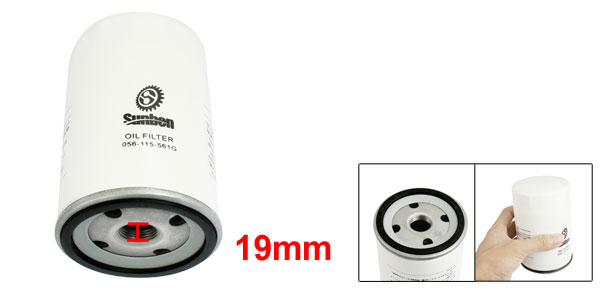 Spin on Oil Filter for Audi 100 200 5000 80 90 A4 A6 Cabriolet Coupe Fox S4 S6