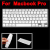 White Silicone Anti Dust Cover Skin Keypad Film for Apple Macbook...