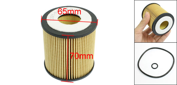 Cartridge Oil Filter w Seal Ring for Mercury Mariner Hybrid Milan