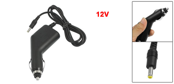 5.5mm x 2.1mm 12V Car Power Plug Charger Adapter for Phone Camera