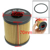 Auto Car Cartridge Oil filter w Seal Ring for Buick Excelle