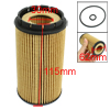 Engine Oil Filter Cartridge for Hyundai Elantra Saloon Santa Trajet