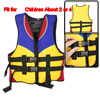 Child Training Aid Float Swim Life Vest Jacket Guard Yellow w Leg...