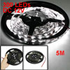 Cold White Waterproof Flexible 335 SMD 300 LED Light 5M internal