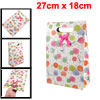 Colorful Floral Pattenr Folding Paper Gift Bag Box Holder
