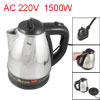 AU Plug 3 Pin Stainless Steel Electric Hot Water Kettle AC 220V