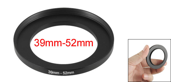 Camera Repairing 39mm-52mm Metal Step Up Filter Ring Adapter