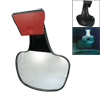 Black Plastic Shell Convex Rearview Blind Spot Mirror for Car Aut...