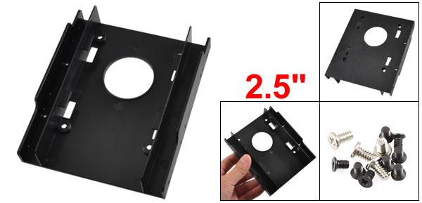 Black Plastic 2.5