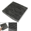 Black Active Carbon Fiber A/C Cabin Air Filter for Toyota Crown