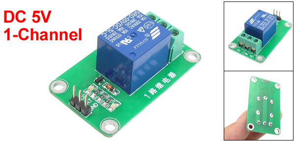 DC 5V 1-Channel Relay Module Shield for 51 AVR ARM Electronic