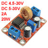 DC-DC 5-30V Output Power Supply Step-down Module 2A 20W
