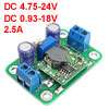 DC 4.75-24V to DC 0.93-18V Adjustable Step Down Module 2.5A YS-TB