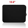 "15.6"" Black Neoprene Notebook Laptop Sle..."