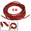 Audio 20 Ft Red Car Stereo Amplifier Power Wire Cable 6.7mm