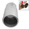"3.1"" Inlet Silencer Tail Muffler Tip for Toyota Je..."