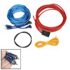 4 in 1 Auto Car Speaker Amplifier Wiring Cable Wire Kit
