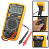 20mA-20A AC Current DC Volt Amp Ohm Meter Digital Multimeter