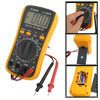 AC DC Voltage Current Testing Gauge Digital Multimeter Multiester...