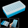 Laboratory Lab Plastic 50 Sockets 1.5ml Centrifuge Tube Stand Hol...