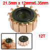 6.35mm x 21.5mm x 12mm Copper Case Auto Alternator Motor Power To...