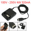 100V - 250V 4W 320mA AC Power Charger Adapter US 2 Pin Plug for GBA-SP
