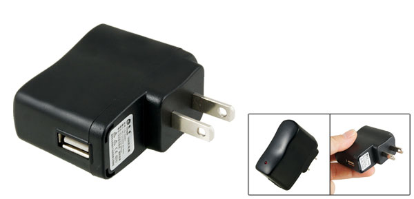 US Plug Home Traveling USB Port  Wall Charger Adapter AC 110-240V