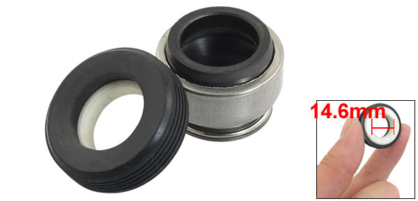 MB1-14 14.6mm Diameter Rubber Bellows Pump Shaft Sealing Mechanical Seals