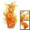 "15.7"" High Orange Aquarium Aquascaping Simulation Aquatic Plant D..."