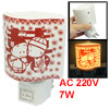 Red Couple Girl Boy Pattern Orange Light Porcelain Fragrant Night...